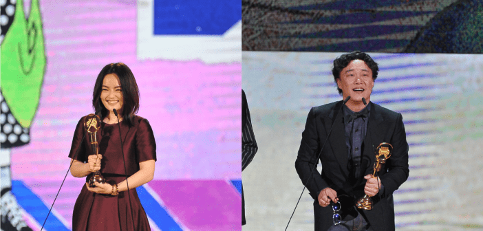 Eason Chan and LaLa Hsu Wins Big for Golden Melody Awards 2018 (Full Winner List)
