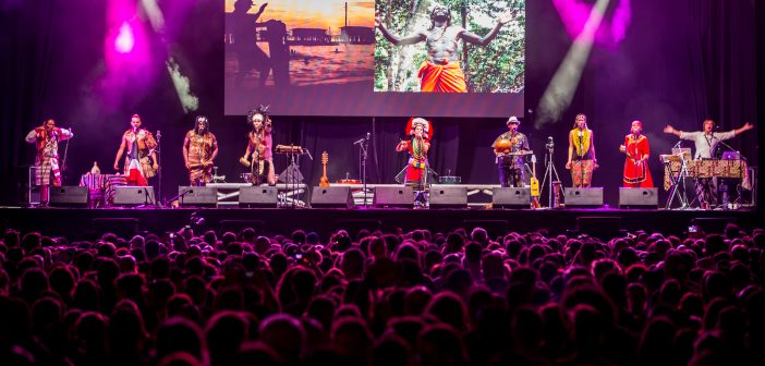 Songlines Across the Waves: Ancient Roots, Contemporary Voices Merge on Small Island Big Song, a Tribute to Cultural Resilience of Pacific and Indian Oceans