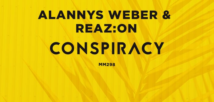 """Exclusive Reaz:on & Alannys Weber Collab """"Conspiracy"""" on Musical Madness"""